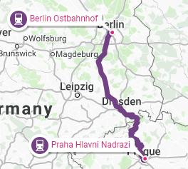 Berlin-Prague